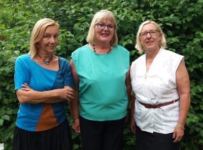 Foto: Vorstand von OV Feldkirchen